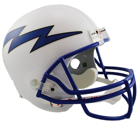 Air Force Academy Falcons Full Size Replica Football Helmet by Riddell