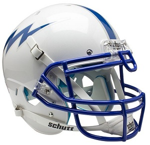 Authentic Air Force Falcons XP Helmet by Schutt