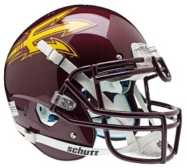 Authentic Arizona State White XP Helmet