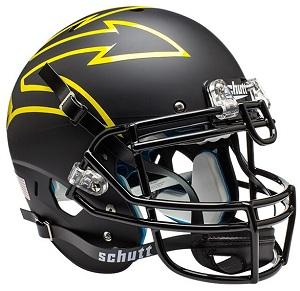 Authentic Arizona State XP Helmet by Schutt