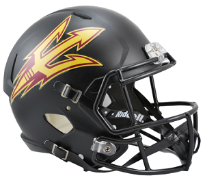 Arizona State Replica Speed Helmet