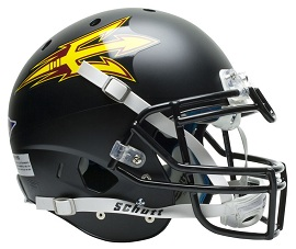 Authentic Arizona State XP Helmet