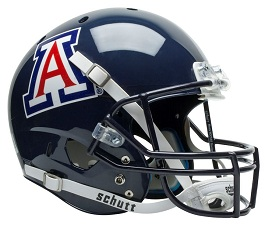 Replica University of Arizona XP Helmet by Schutt