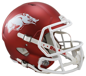 University of Arkansas Replica Speed Helmet