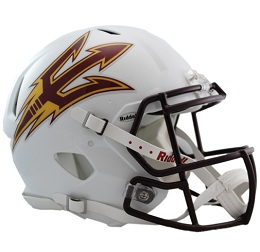 Arizona State Authentic White Speed Helmet Riddell