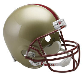 Boston College Eagles Full Size Replica Football Helmet by Riddell