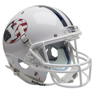 Replica BYU Cougars Never Forget 9/11 XP Helmet