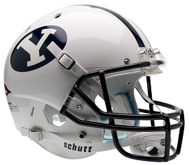 BYU Cougars Replica XP Helmet