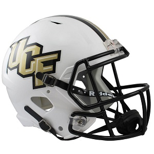 University of Central Florida Replica Speed Helmet