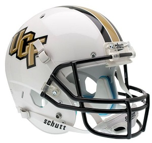 Central Florida Knights Replica Football Helmet