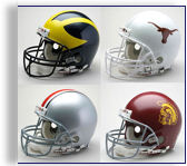 Arizona State Football Helmets
