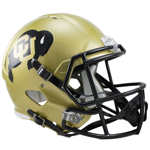 Colorado Buffaloes Replica Speed Helmet