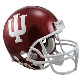 Indiana Hoosiers Authentic Football Helmet