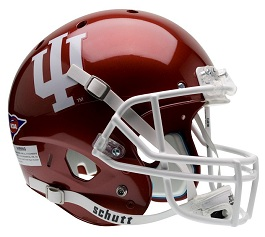 Replica Indiana Hoosiers XP Helmet by Schutt