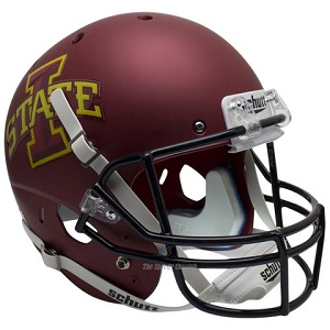 Iowa State Replica XP Football Helmet