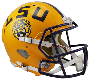 LSU Tigers Replica Speed Helmet