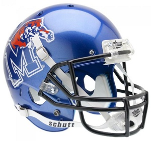 Memphis Replica XP Football Helmet by Schutt