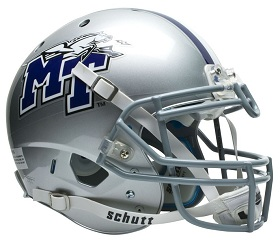 Middle Tennessee State XP Football Helmet