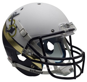 Navy Midshipmen 2012 Rivalry Replica XP Helmet