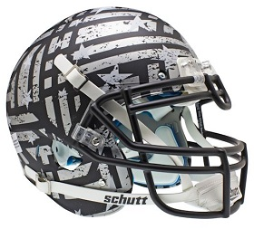 Authentic University of South Florida Wounded Warrior Aquatech XP Helmet by Schutt