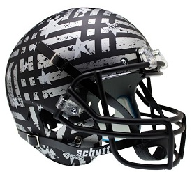 Replica University of South Florida Wounded Warrior Aquatech XP Helmet by Schutt