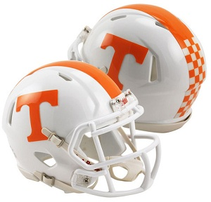 University of Tennessee Authentic Speed Football Helmet