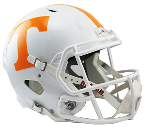 University of Tennessee Replica Speed Helmet