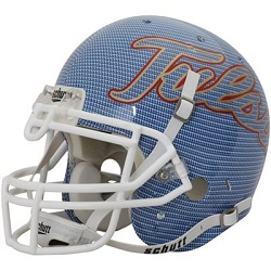 Tulsa XP Football Helmet