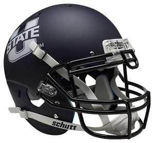 Utah State XP Football Helmet