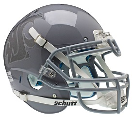Washington State Authentic Gray XP Football Helmet by Schutt