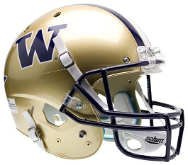 University of Washington Replica XP Helmet