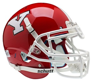 Youngstown State XP Football Helmet