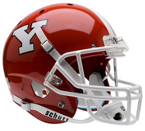 Youngstown State Replica XP Helmet by Schutt